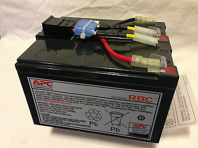 APC Genuine RBC48 UPS Sealed Battery Cartridge 12V 7.0Ah Schneider Electric NEW