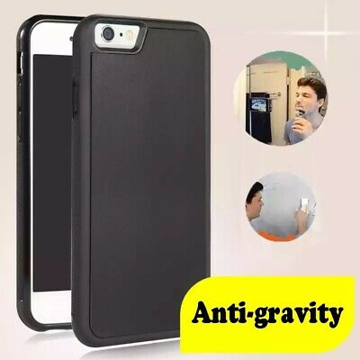 Magic Anti Gravity Phone Case for IPhone 5 6 7, Nano Suction Goat Case Cover