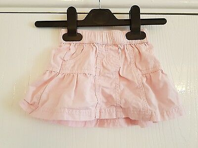 George Baby Girl Skirt Size 0-3 Months