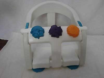 Gerry Splash Seat Baby Bath Tub Ring Chair Seat suction cups (pre-owned)