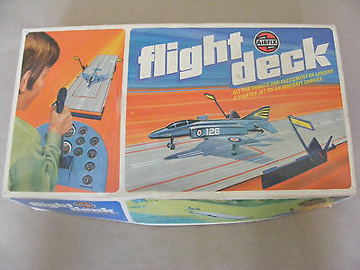 Vintage Airfix Flight Deck