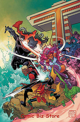Teen Titans #10 (2017) 1St Printing Bagged & Boarded Dc Universe Rebirth