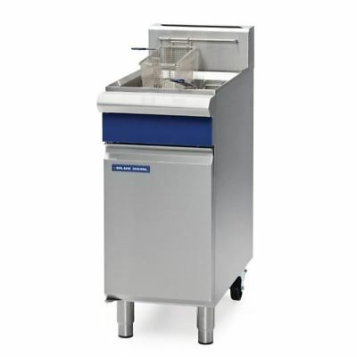 Blue Seal Evolution Series GT18 400mm Single Pan Gas Fryer