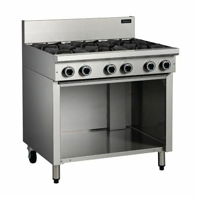 Cobra by Moffat 6 Burner Cooktop