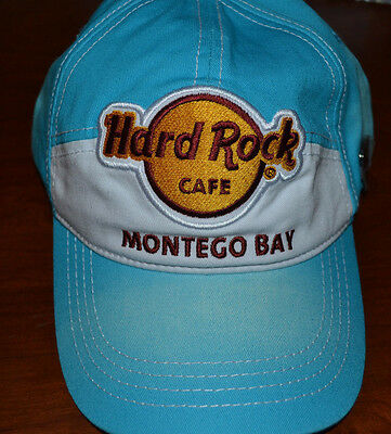 Hard Rock Cafe Montego Bay cap Brand New with tags