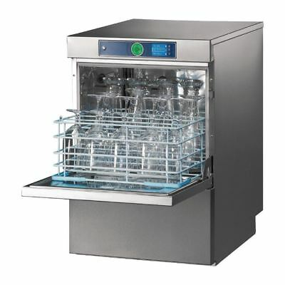 Hobart Profi Gc Glasswasher Stainless Steel Compact Electric 768 Glasses Hour