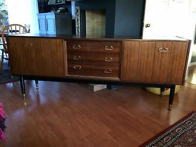 Vintage G Plan Tola E Gomme Sideboard In Lovely original Condition