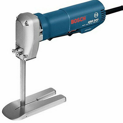 Bosch GSG 300 Foam Rubber Cutter Cutting Tool +300mm Saw Blade+Guide GSG300 240V