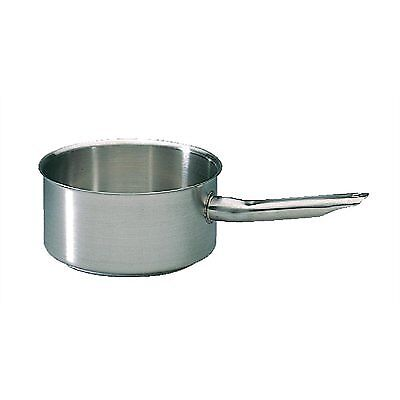 Bourgeat Excellence Saucepan 200mm Kitchen Stainless Steel Cookware Without Lid