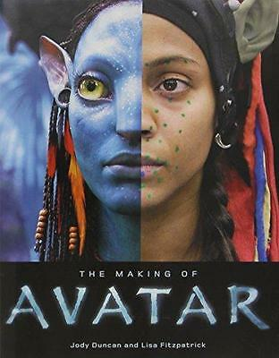 NEW The Making of Avatar by Lisa Fitzpatrick and Jody Duncan Hardcover Book