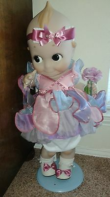 Danbury  Mint Kewpie  Anniversary with base and lots of love to give