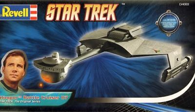 Revell KLINGON BATTLE CRUISER D7  37,8cm length