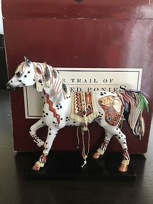 Trail of Painted Ponies COPPER ENCHANTMENT FIGURINE Item # 12244
