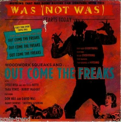 Was Not Was  Out Come The Freaks                                          ( CS )