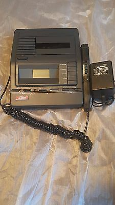 Lanier VW-210 Micro Cassette Transcription Machine with Hand Microphone