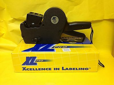 XL PRO 2FS (110) 2 line 8 character, Date labeling gun, MFG by IMS