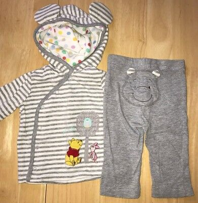 Disney Baby Unisex 3-6 Months Winnie The Pooh Outfit