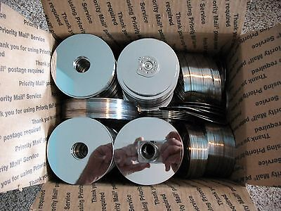Hard Drive Disk Platters ~ 30 lbs Asst Sizes ~ Platinum Recovery, Arts & Crafts