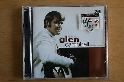 Glen Campbell The Very Best Of 163 1 00 Picclick Uk