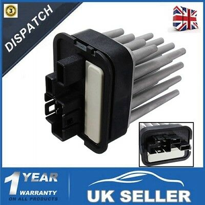 Heater Blower Motor Fan Resistor For VAUXHALL OPEL ZAFIRA/OMEGA Saab 9-3 9-5 UK