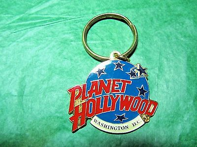 Planet Hollywood Washington Dc Travel Souvenir Key Ring (404)