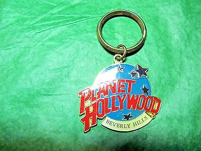 Planet Hollywood Beverly Hills California Travel Souvenir Key Ring (409)