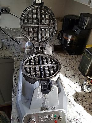 Waring WW180 Commercial Single Belgian Waffle Maker - AS IS