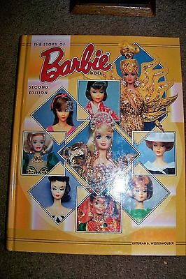 Identification/price Guide Book On Barbie Dolls