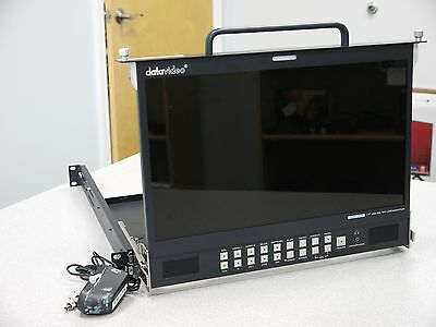 Datavideo TLM-170H Pull-Out Monitor