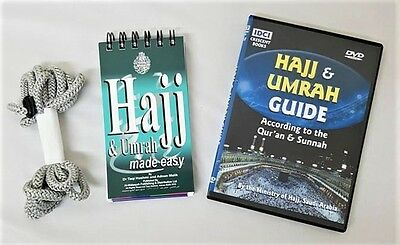 Hajj and Umrah Made Easy (With String) - Free Hajj and Umrah Guide DVD