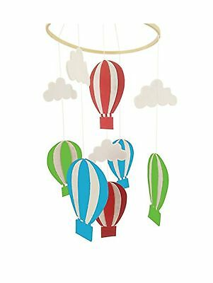 Baby Nursery Crib Mobile - Perfect Decorations For Boys + Girls by i love bub