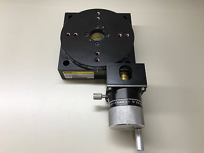 Parker Daedal Precision Rotary Positioning Table 30005-P