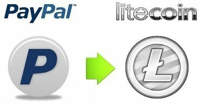 0.001 LiteCoin 0,001 LTC Direct to your Wallet! SuperFast delivery like bitcoin