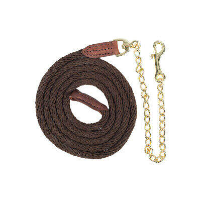 Horze Holbrook Chain Lead - Horse Lead Ropes