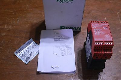 Schneider Electric Preventa Safety Relay with Time Delay XPSAV11113P  XPS-AV