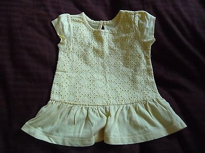 ** Pretty Baby Girls Embroidered Top - Young Dimension (9 - 12 months) **