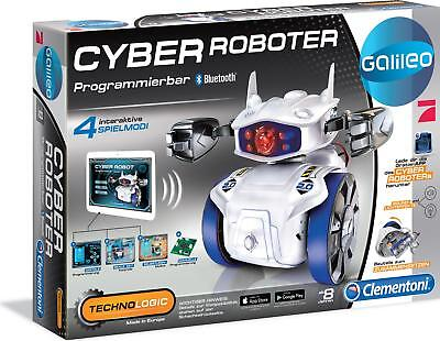 Clementoni 69381 Galileo Technologic - Cyber Roboter