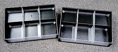 Produce Display Bins Shelf Organizer with Step and Dividers NEW