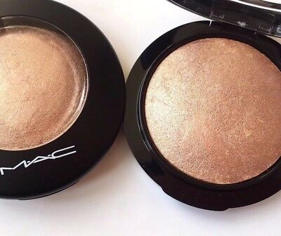 MAC Highlighter - Soft And & Gentle - Mineralise Skin Finish Shimmer - No Box