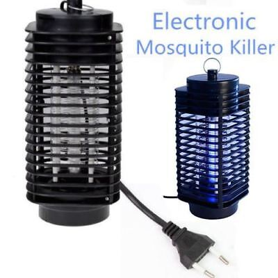 Electronics Mosquito Killer Trap Moth Fly Wasp Led Night Lamp with EU or US Plug