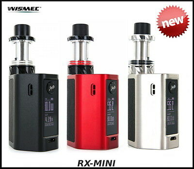 WISMEC REULEAUX RX MINI KIT BUILT IN 2100mAh BATTERY - 100% AUTHENTIC