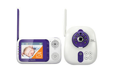 Vtech BM3000 Safe & Sound Video & Audio Baby Monitor