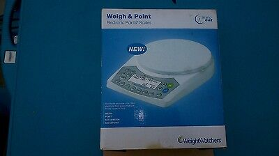 Weight Watchers Weigh & Point, Electronic Points Scales.