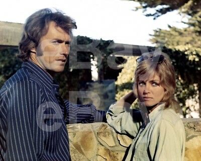 Play Misty For Me (1971) Clint Eastwood, Donna Mills 10x8 Photo