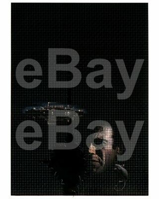 Escape From Alcatraz (1979) Poster Artwork, Clint Eastwood 10x8 Photo