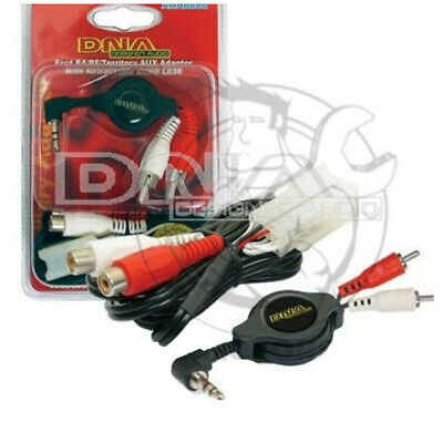 iPod & Aux Adapter Ford  BA BF Falcon Territory  - EAWH8000