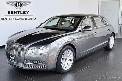 2015 Bentley Flying Spur W12 Offered for Sale by Long Island's Only Factory Authorized Bentley Dealer