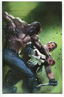 Defenders 4 Marvel Gabriele Dell'Otto Virgin Variant 600 Luke Cage Punisher 1