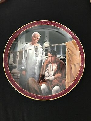 DIANE SIVAVEC Its A Wonderful Life Stewart & Reed ANSWER TO YOUR PRAYER Plate