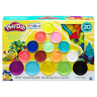 Playdoh Mountain Of Colors - NEW
